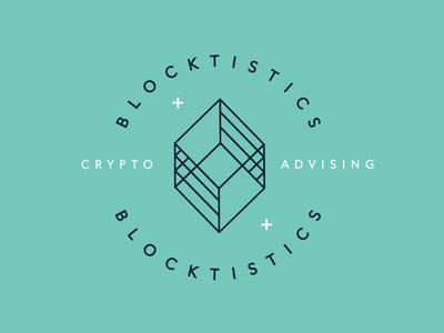 Blocktistics Logo Concept
