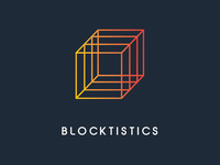 Alternate Blocktistics Logo Concept