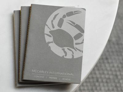 McCarley International Notebook