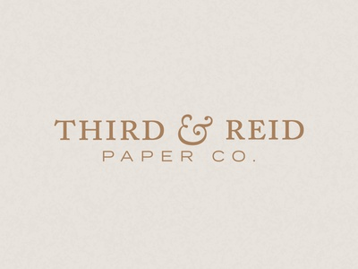 Third & Reid Paper Company