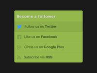 Become A Follower