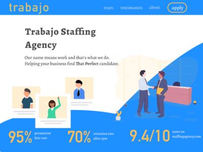 Trabajo Staffing Agency