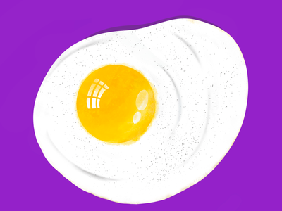 Can I offer you an egg in this trying time?