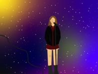 Yerin Baek Champagne Supernova illustrator adobe illustration singer kpop yerin baek
