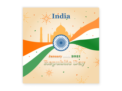 Illustration 26thJan Republic Day proud indian figma design illustration art 26thjan2021 republic day illustrator illustrations figma app design mobile design freepik illustration design