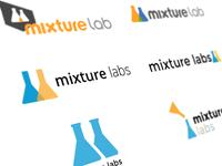 Mixture Labs Logo Exploration