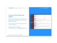 Codebuddies Landing Page