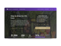 Branded Crowdfunding Page