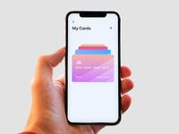 DailyUI 002 - Credit Card Checkout