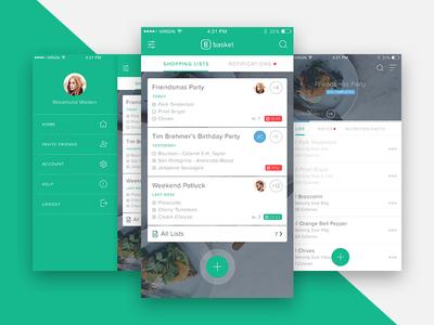 Basket iOS App