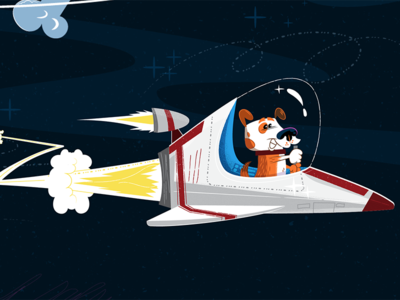 Dogs In Space 1