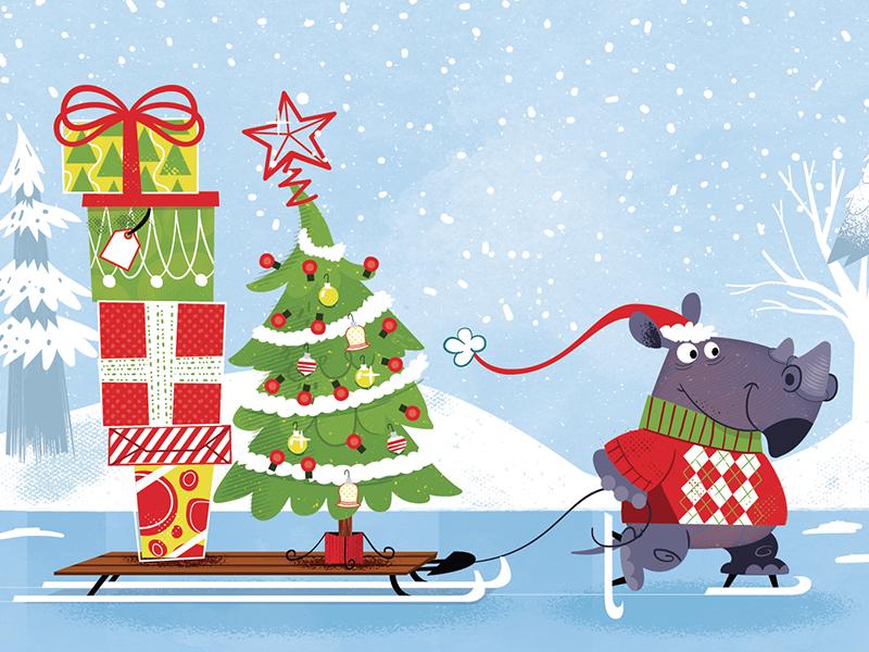 Designer Christmas Tree