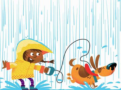 Playing In The Rain 1