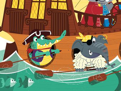 Animal Pirates 1