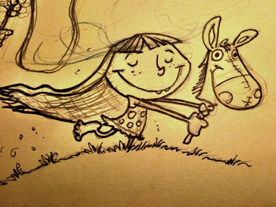 Playing sketch