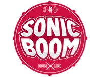 Houston Rockets Sonic Boom Drum Line