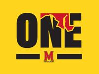 One Maryland Logo