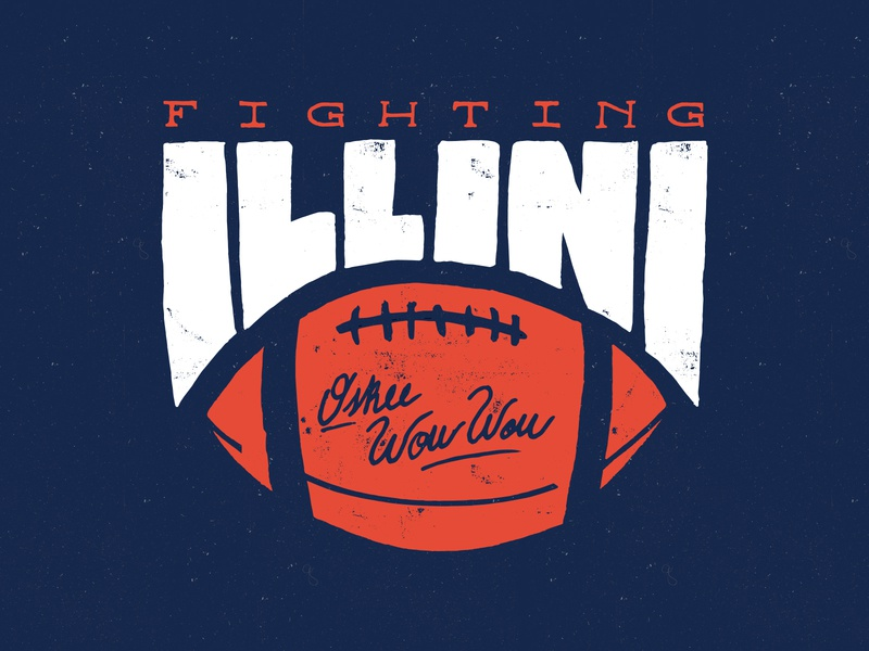 4&K - Illinois Football