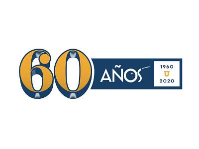 OSUANL - 60 Años v2 orquestra monterrey león leon nuevo logo diazmuñoz eduardo diazmunoz anniversary years años 60 osuanl