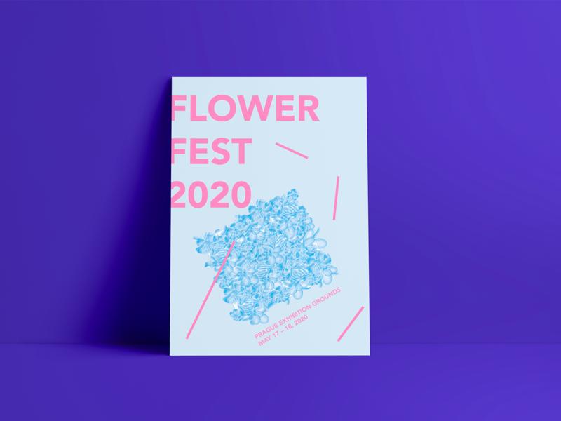 Flower Fest poster