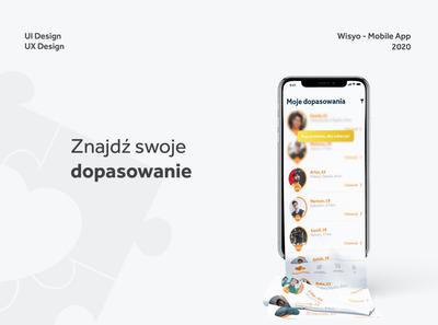 Dating App - Wisyo