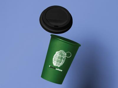 Guerilla Coffee Co Branding