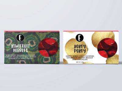 Elisabeth Chocolate Candy – Packaging Design