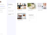 Desktop organizing app