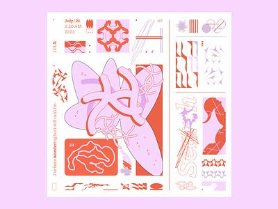XY vector art symbols grid xy symbolism graphic art graphic illustraiton abstract illustration abstract abstract art