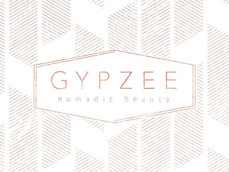 Gypzee Logo logo design brand identity