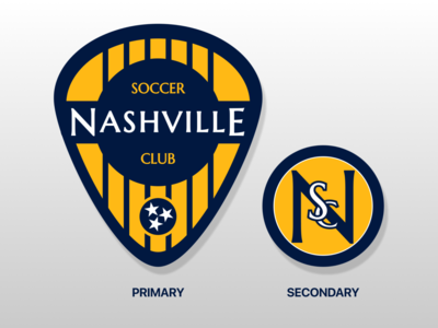 Nashville Soccer Club Logo Redesign