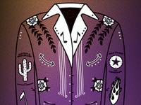 Chris Isaak Suit