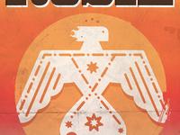 Phoenix Gig Poster