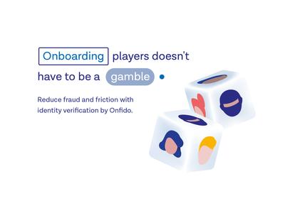 Advert concept for Onfido