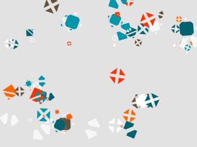 Scatter: V1 geometric scatter random hype processing