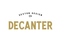Decanter - Now Available