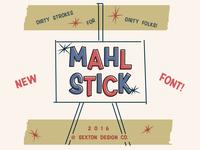 Mahl Stick