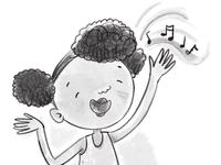 Girl Sing