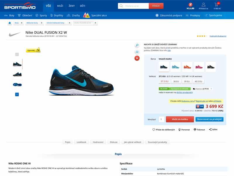 Product Detail Ecommerce uidesign webdesign shop design eshop ecommerce clothing product ux ui