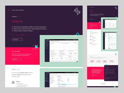 wkdcode - Showcase design brand ui website design website