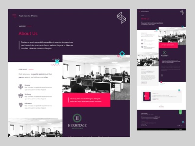 wkdcode - About Us design brand ui website design website