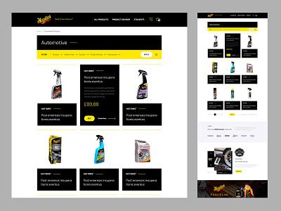 Meguiars - Product Listing