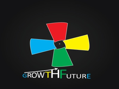 Gorwth Future logo design adobe illustrator logo branding illustration