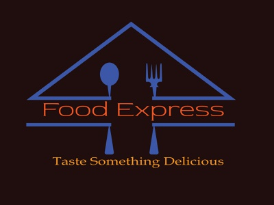 Food Express Logo Design artwork graphics design brand identity illustration logo design branding adobe photoshop adobe illustrator