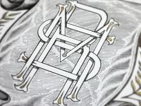 """SMR """"Sapere Aude"""" Monogram"""