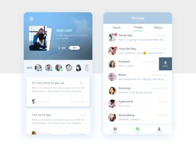 "Concept App ""Togethat""3"