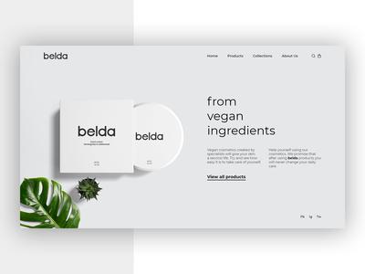 Belda - Vegan Cometics