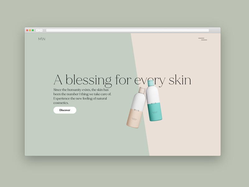 e-shop | M\N Cosmetics