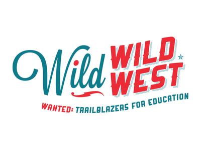Wild Wild West Gala Logo