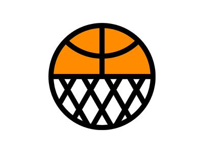 Houston Basketball Icon